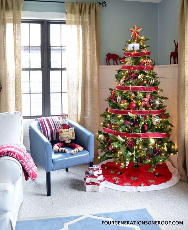 Christmas Tree Decorating Ideas: