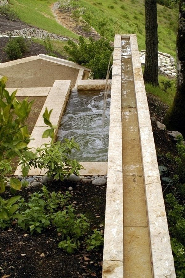 19 best water features images on pinterest ponds water for Garden fence features