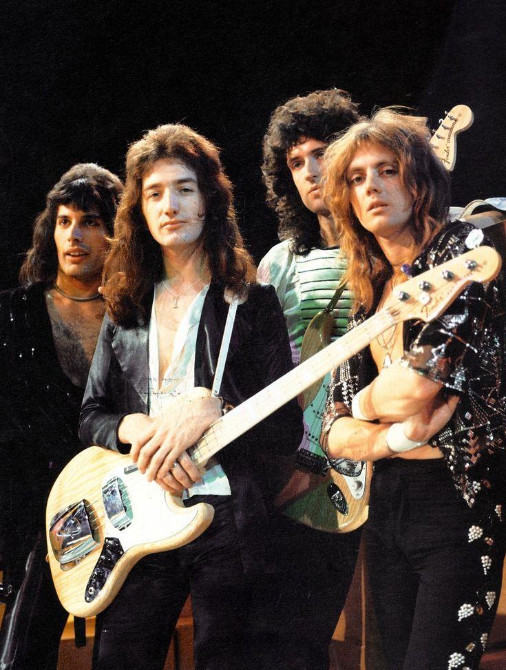 """Queen - """"Bohemian Rhapsody"""" 1975."""