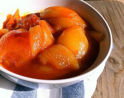 Rooi slaphak skeentjies. | Uniquely South African Food | Pinterest