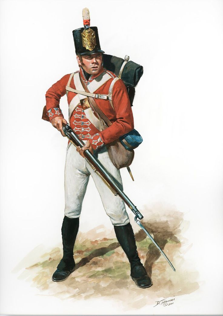 british forces in north america 1793 1815 men-at-arms 319 pdf