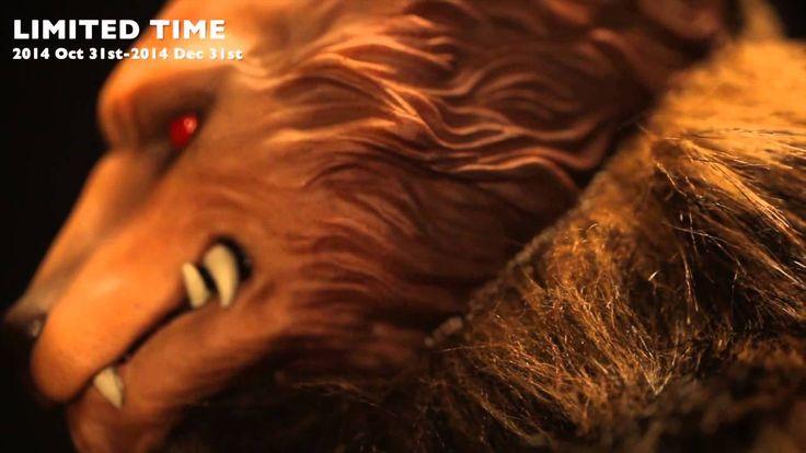 Ringdoll 2014 Halloween limited- werewolf Boyce