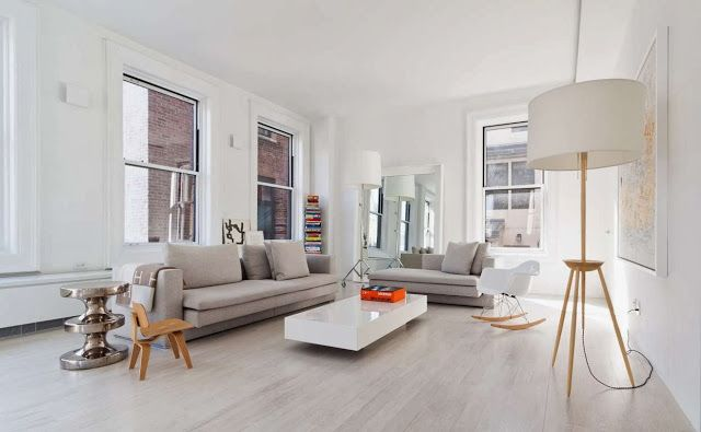 NY apartment tour! click for more....