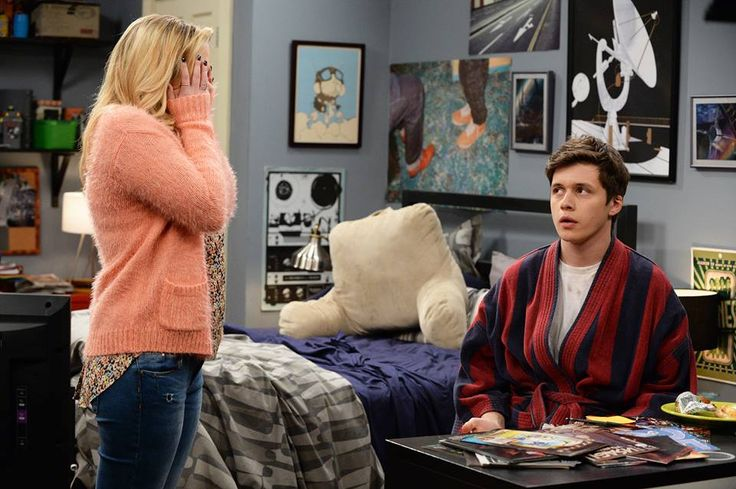 "#MelissaAndJoey 4x12 ""You Say You Want an Ovulation"" - Lennox and Ryder"