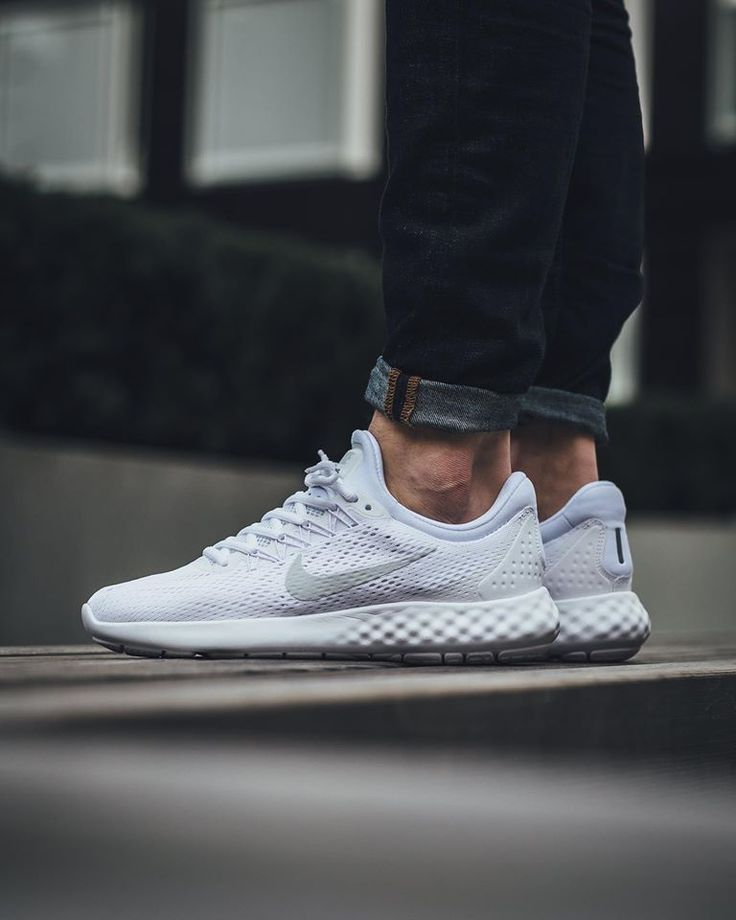 Nike Lunar Skyelux White Pure Platinum Off White-2