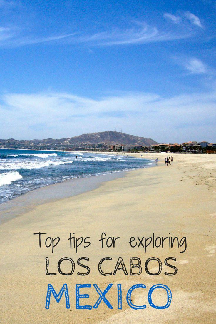 Los Cabos, Mexico era una maravilloso lugar y tiene una buena playa.  Aqui esta consejos para su viaje.