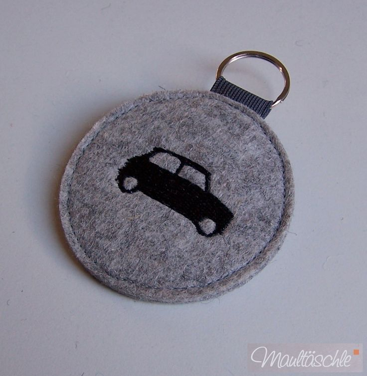 Mini :) Auto - www.maultaeschle-filz.de