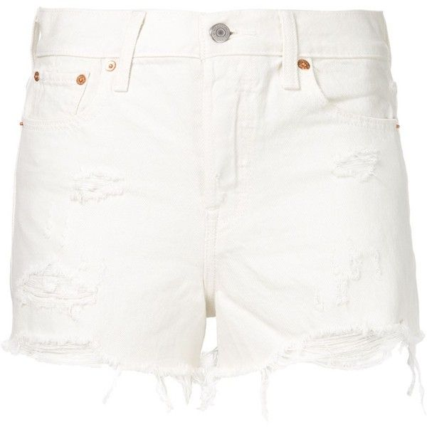 1000  ideas about White Jean Shorts on Pinterest | Jean shorts ...