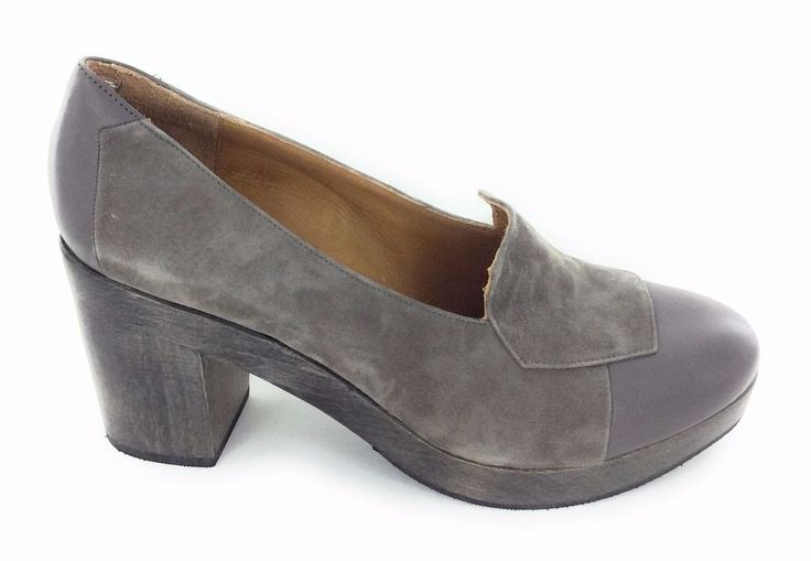Coclico Womens 2821 Siyah Platform Pump Heel Nickel Gray Suede Size 40 EU 9 US  | Clothing, Shoes & Accessories, Women's Shoes, Heels | eBay!