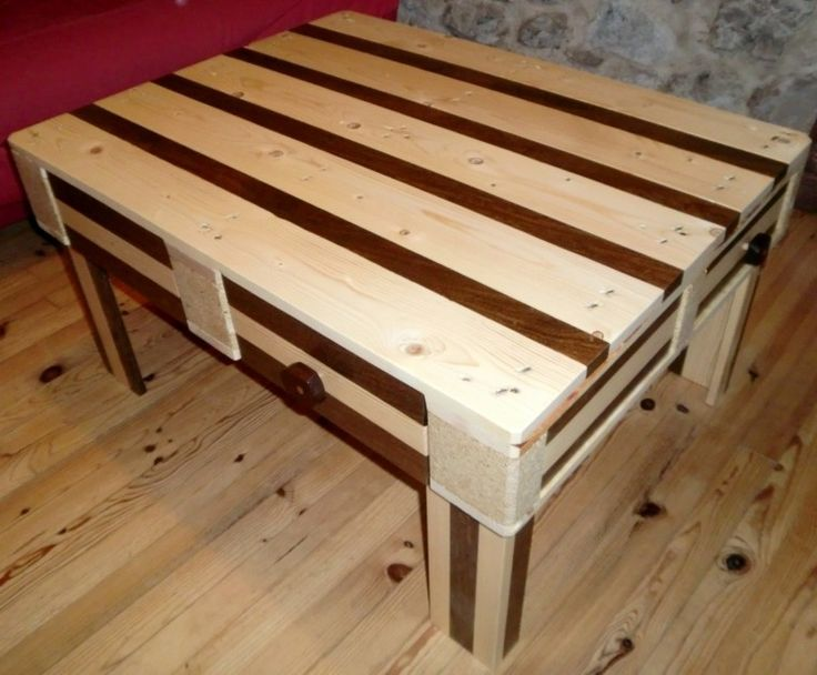 M s de 25 ideas incre bles sobre muebles hechos con for Muebles hechos con estibas