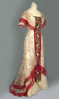 Enchanted Serenity of Period Films: Edwardian Fashion - Image gallery Why don't we dress like this anymore?