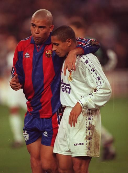 Ronaldo and Roberto