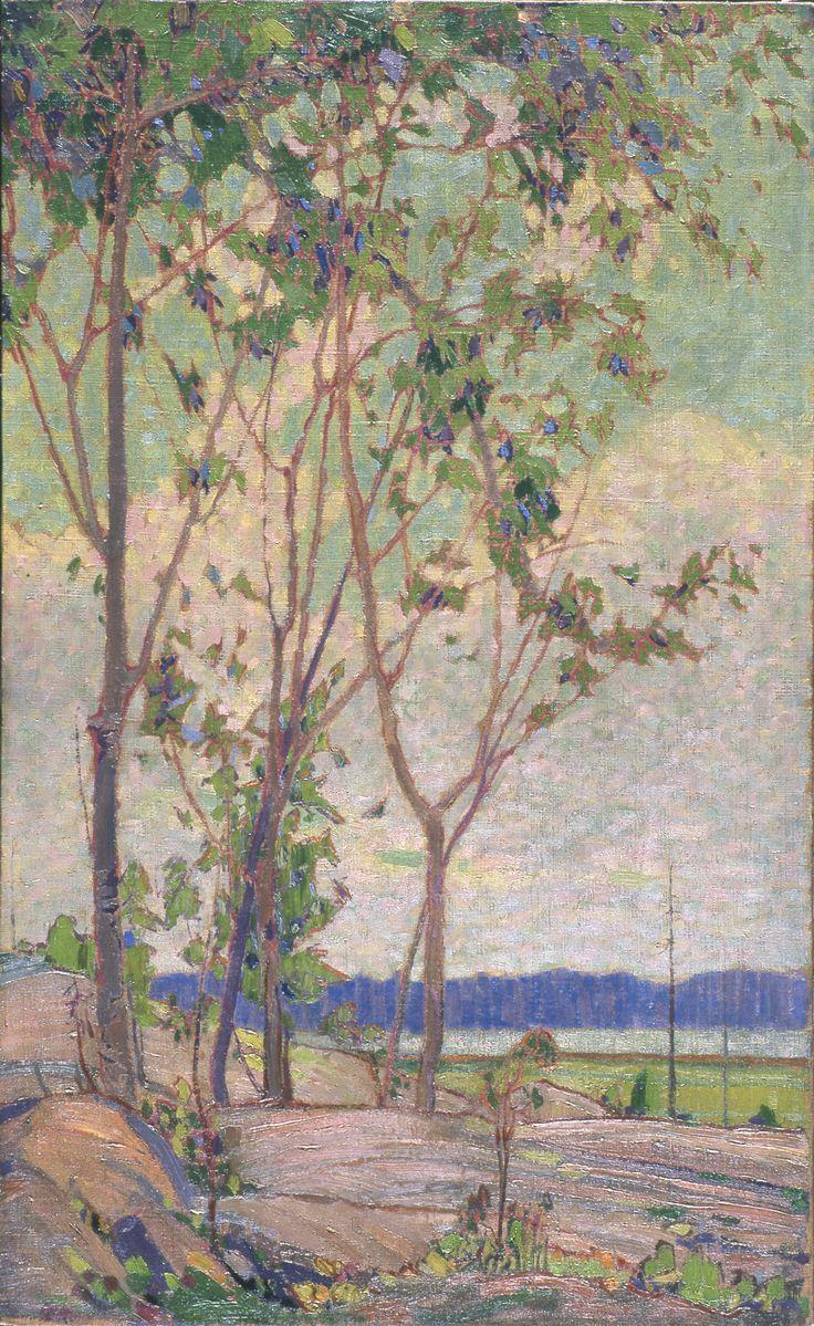 Tom Thomson A Spring Decoration, Winter 1915–16