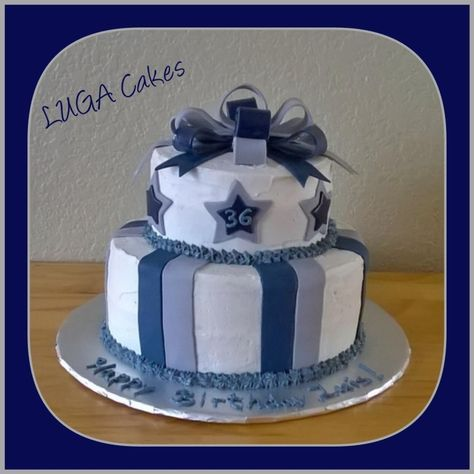 Happy Birthday Jason Cake Bengals