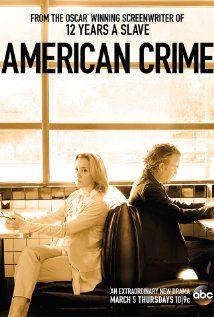 American Crime (2015) Poster