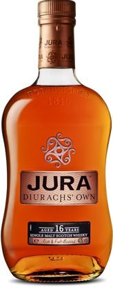 Jura Whisky - I need to try this one of these days...
