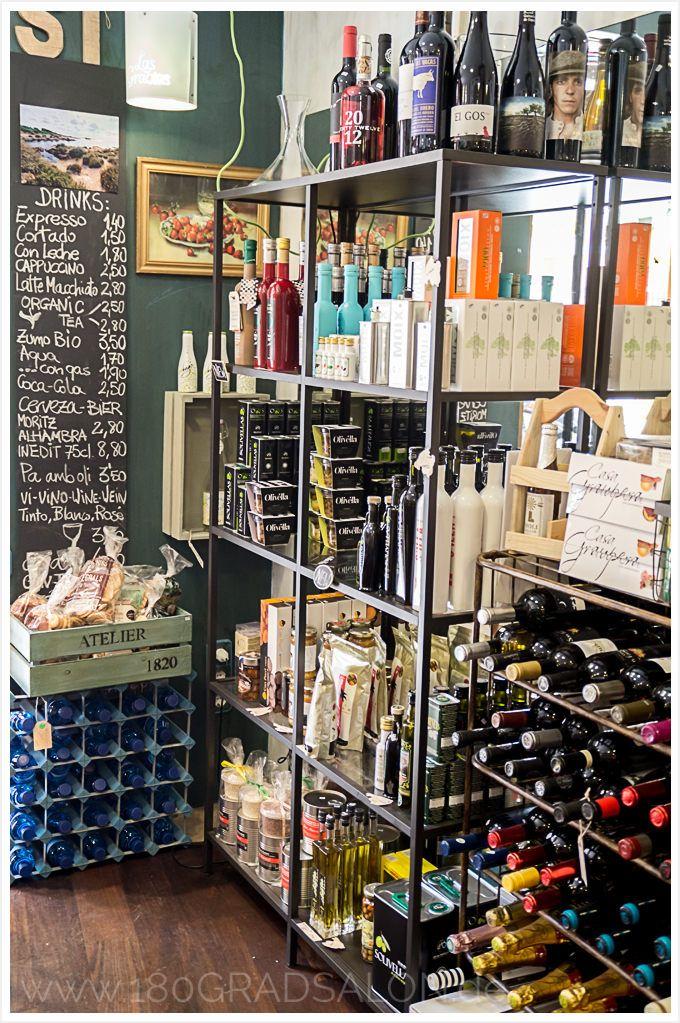 Mallorca Shopping Tipp in Palma de Mallorca - Essen, Wein, Feinkost und Souvenirs von der Insel