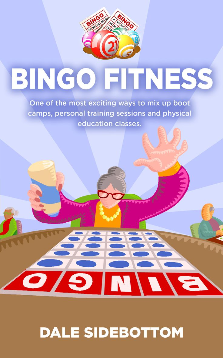 Bingo fitness has been a crowd favourite with everyone who has played it. Inside are all the instructions, resources and rules to get you started, all for $5.99!