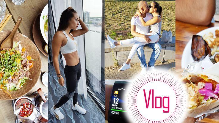 VLOG - Mailand, Berlin, neuer Kanal, Full Day Of Eating, krasse Hotelaus...