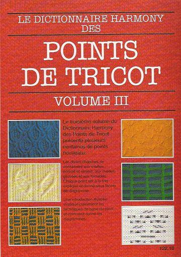 Points de Tricot Vol3 - ok