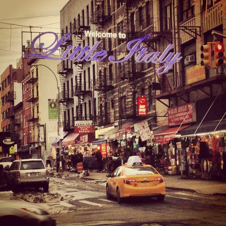 Little Italy - NY