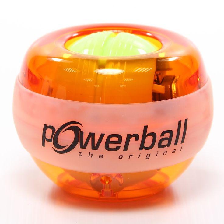 Вся сила в наших руках.  Powerball – уникальный и яркий кистевой тренажер, разработанный для тренировки мышц рук, предплечий и плеч. Он позволит вам увеличить выносливость и силу, ловкость и быстроту ваших рук.  #step2gift #шагкподарку #КИСТЕВОЙ #ТРЕНАЖЕР #ORIGINAL #POWERBALL #LIGHT #RED