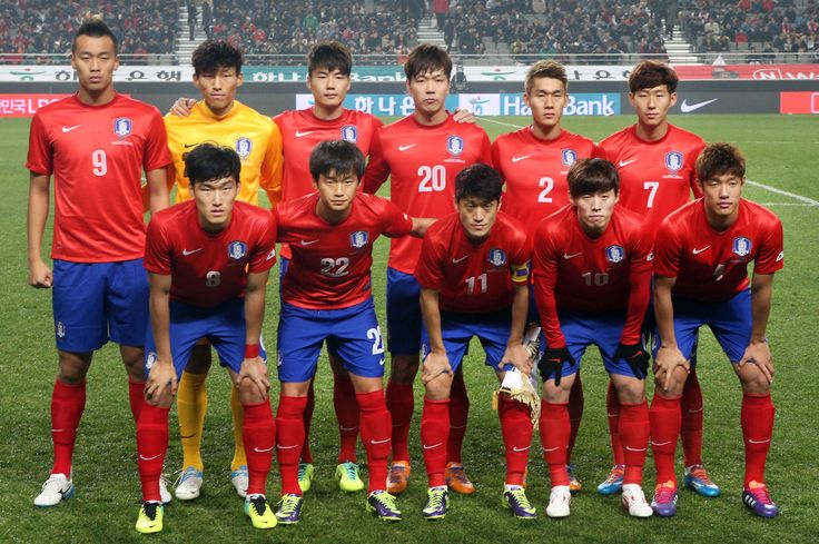 South Korea soccer team roster 2014 world cup   Korea Republic Football Team World Cup 2014 - HD Background