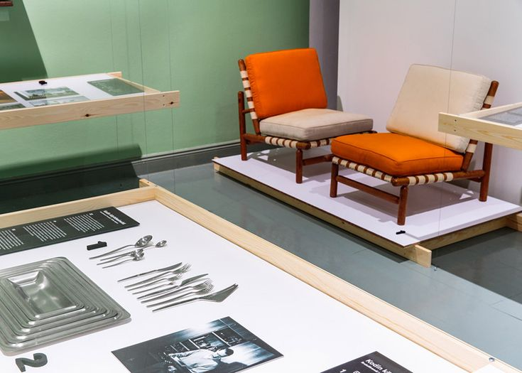 Ilmari Tapiovaara exhibition at Helsinki Design Museum
