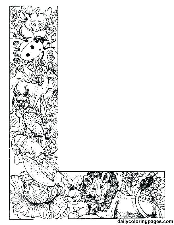 Alphabet Animals Coloring Pages Alphabet Coloring Pages Coloring Page Alphabet Animals Alphabet Animals Al Alphabet Malvorlagen Lustige Malvorlagen Malvorlagen