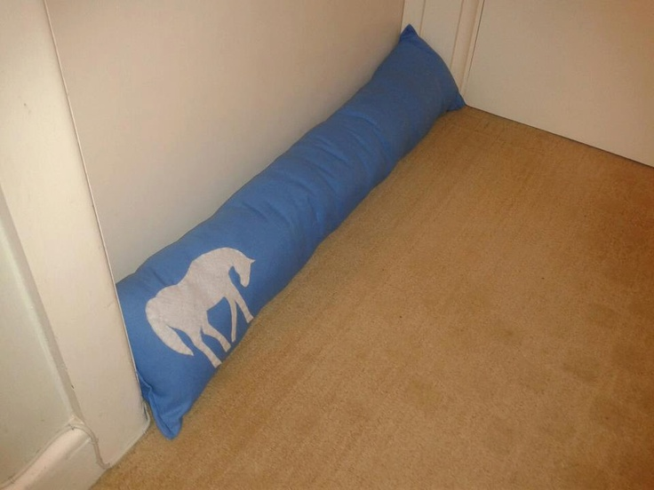draught excluder cushion