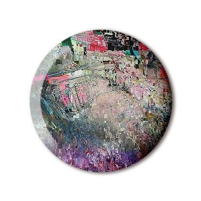 "❤️ #BBOTD Stereohype #button #badge of the day by FL@33 #glitch #stbbmp #stbio16 #random #graphicart #fashion #accessories #style #lapel #pin #london #giftidea #giftideas #error #glitchart #photography This artwork is also available as 8x10"" Fine Art Giclée Print on beautifully textured 310gsm #Hahnemühle paper (with embossed Stereohype certification seal)."