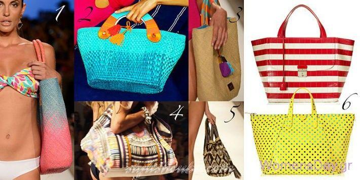 Οι καλύτερες τσάντες παραλίας για το Καλοκαίρι 2013 - WomensDay.gr