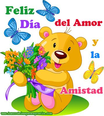 Feliz dia de San Valentín