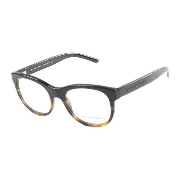 Eyeglass Frames Ventura Ca : Burberry BE2169 3465 Round Plastic Eyeglasses-50mm (USD149 ...