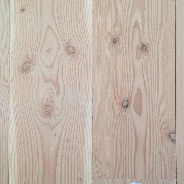 Preventing Pine floors from yellowing