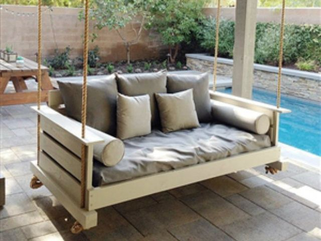Best 25 Pergola Swing Ideas On Pinterest Patio Swing