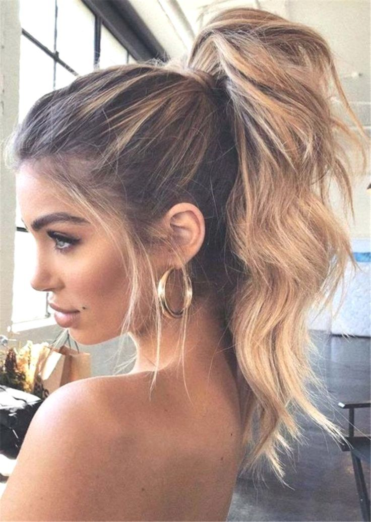 #daily #Gorgeous #Hairstyles #Love #Page #Ponytail