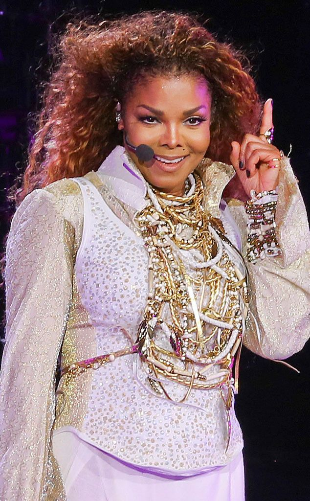 "Janet Jackson Kicks Off Unbreakable World Tour in Vancouver, Performs Everything From ""Nasty"" to ""No Sleeep""  Janet Jackson"
