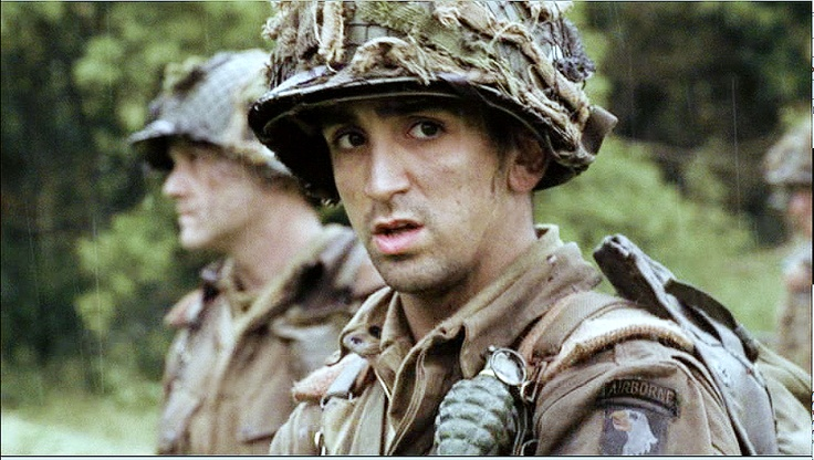 Perconte (James Madio) <3 Carentan
