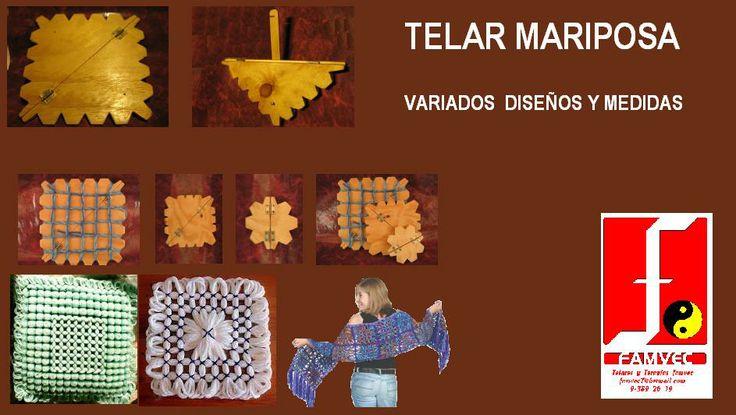 Telares Mariposa