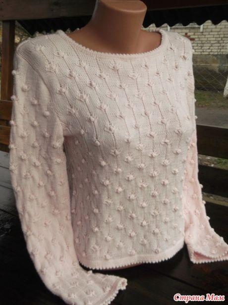 ".  Maglione ""Zephyrka"" - Knitting - Country Mom"