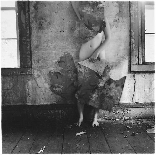 "Francesca Woodman, ""Space2"""
