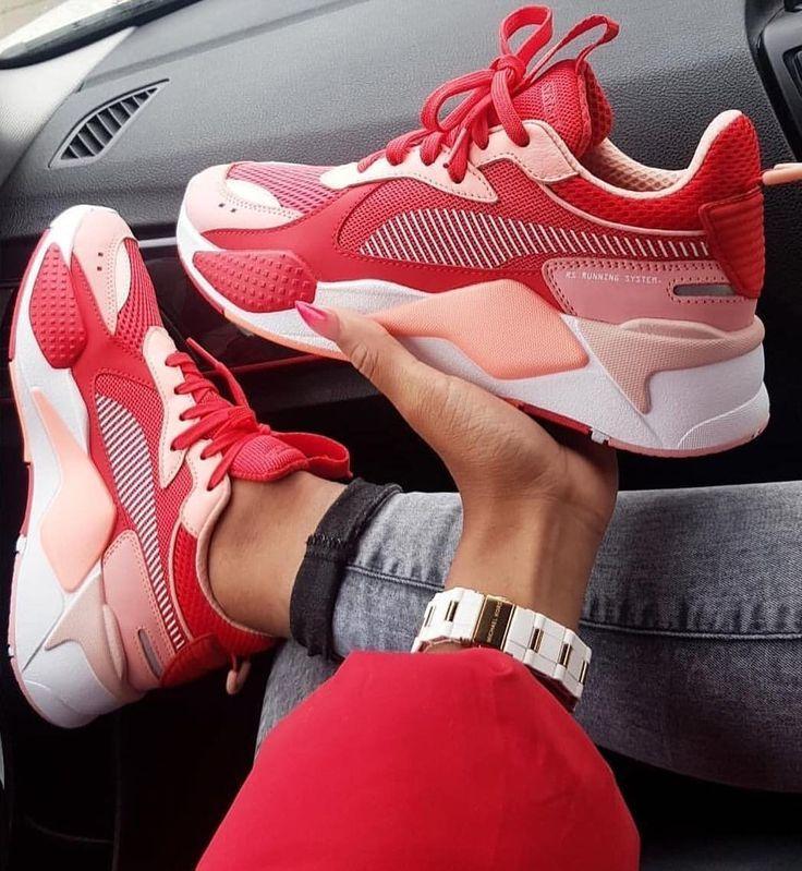 Wearline ™ auf Instagram: Puma RS X Toys Rot Pfirsich