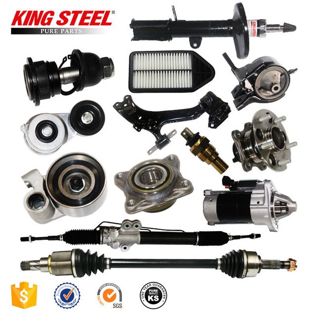 Source Wholesale China Guangzhou Good Price King Steel Auto Spare