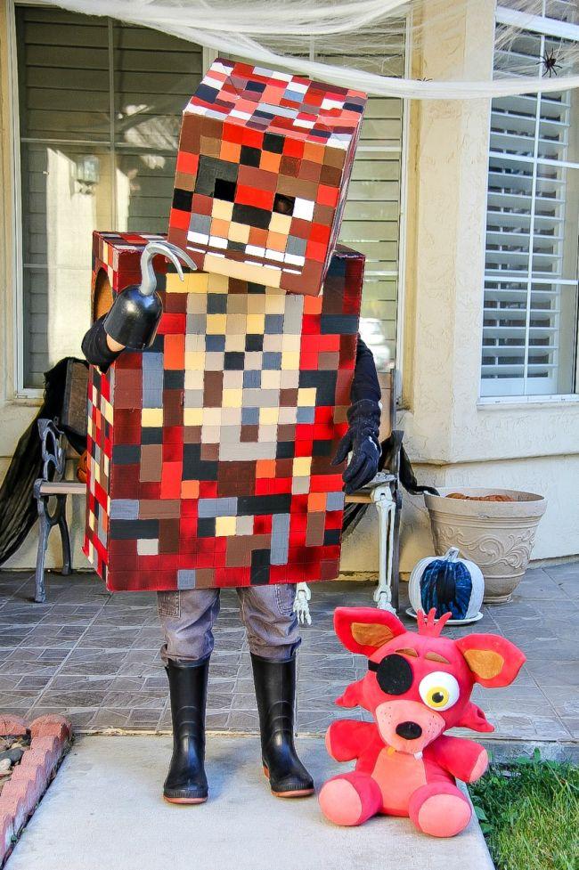 Foxy Five Nights Of Freddy Costume