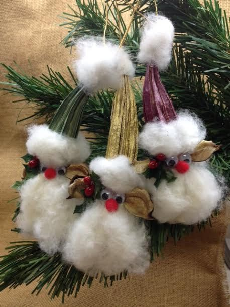 Okra Elf tm by SouthernNature on Etsy                                                                                                                                                     More