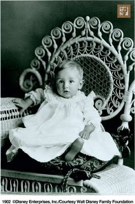 Walt Disney at a younger age :)