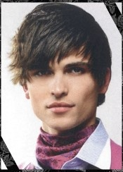 Amazing 17 Best Images About Mens Brit Mod Hair Styles On Pinterest Hairstyles For Women Draintrainus