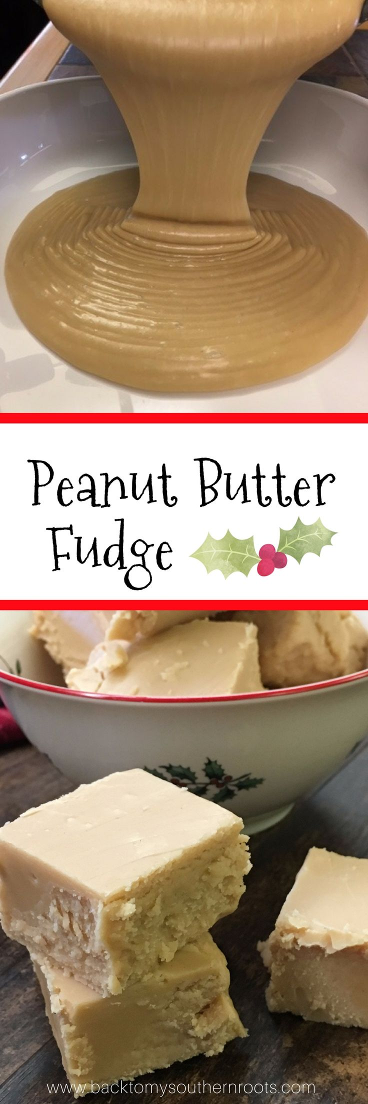 I love peanut butter fudge with marshmallow cream. It so easy to make, and makes a great dessert for Thanksgiving and Christmas. It's also a cheap and wonderful gift for teachers, neighbors, and friends.