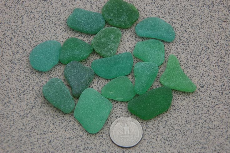 Excited to share the latest addition to my #etsy shop: 15 green sea glass/ beach glass lot/ kelly green glass/ seaglass bulk/ frosted seaglass/ zeeglas/ cristal de mar/ meerglas/ verre de mer http://etsy.me/2CgtJNb #supplies #green #kidscrafts #15greenseaglass #beachgl